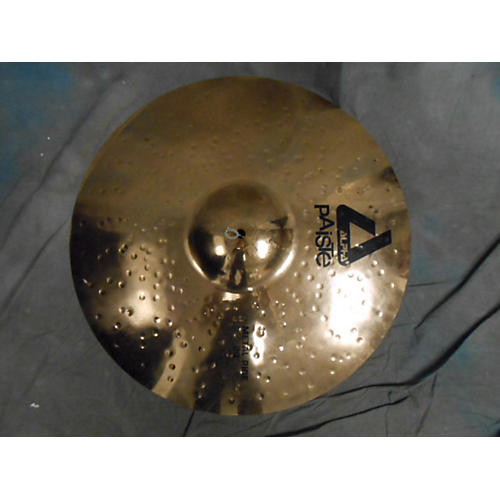 Paiste 20in Alpha Metal Ride Brilliant Cymbal-thumbnail