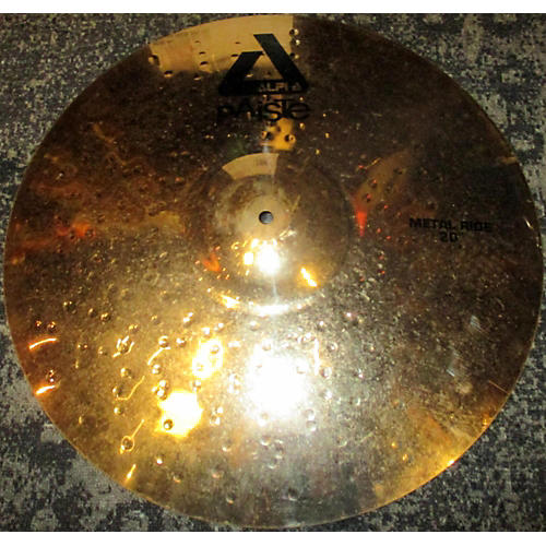Paiste 20in Alpha Metal Ride Cymbal