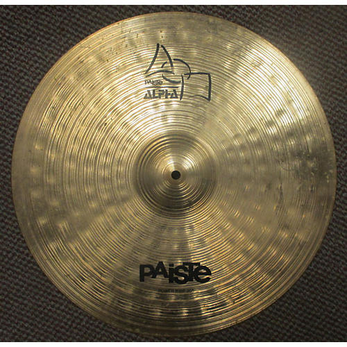 Paiste 20in Alpha Power Ride Cymbal-thumbnail