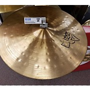Paiste 20in Alpha Rock Ride Brilliant Cymbal