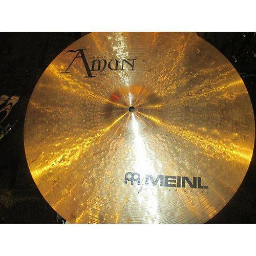 Meinl 20in Amun Thin Ride Cymbal