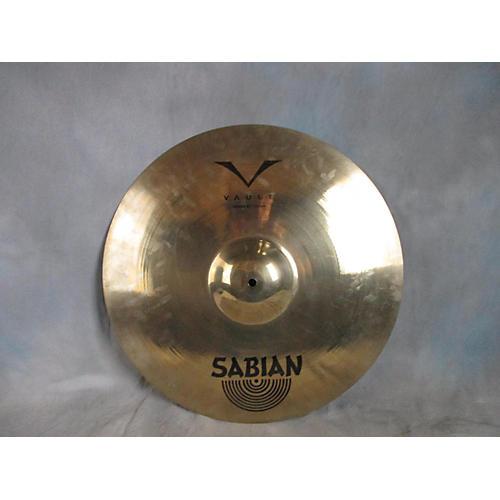 Sabian 20in Artisan Vault Crash Brilliant Cymbal