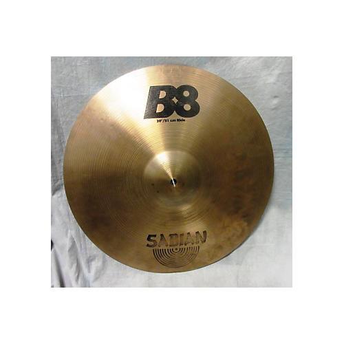 Sabian 20in B8 Cymbal-thumbnail