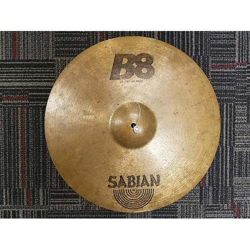 Zildjian 20in B8 Cymbal