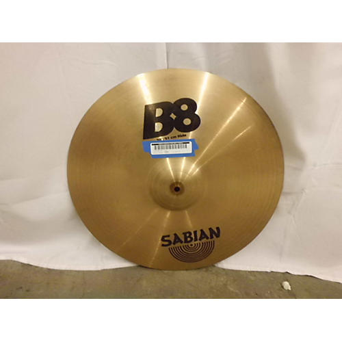 used sabian 20in b8 cymbal guitar center. Black Bedroom Furniture Sets. Home Design Ideas