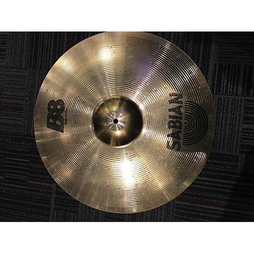 Sabian 20in B8 Ride Cymbal  40