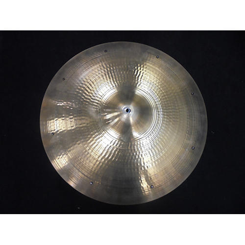 used zildjian 20in bounce ride cymbal 40 guitar center. Black Bedroom Furniture Sets. Home Design Ideas