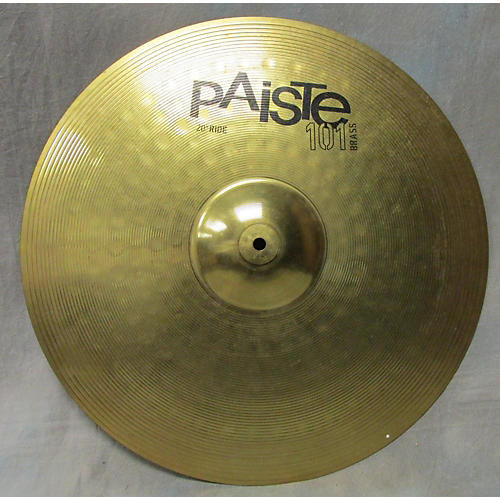 Paiste 20in Brass 101 Cymbal-thumbnail