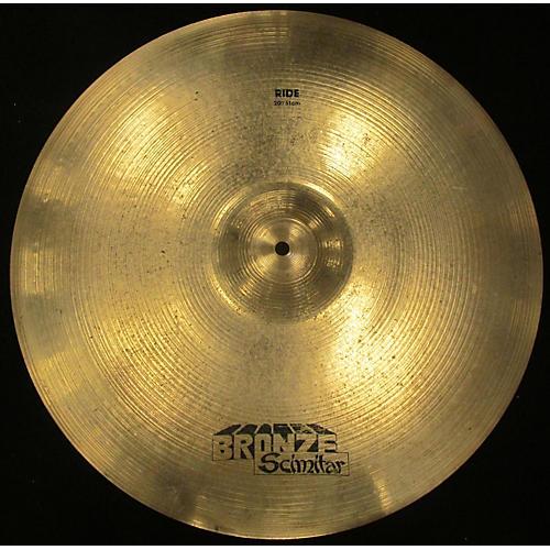 Zildjian 20in Bronze Simitar Cymbal-thumbnail
