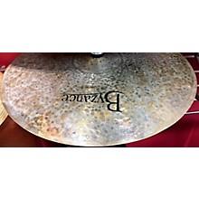 Meinl 20in Byzance Big Apple Dark Ride Cymbal