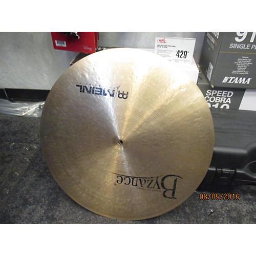 Meinl 20in Byzance Cymbal
