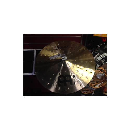 Meinl 20in Byzance EX Thin Hammered Crash Cymbal-thumbnail