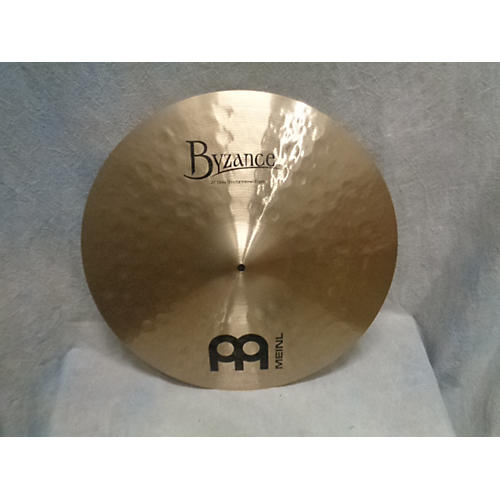 Meinl 20in Byzance EX Thin Hammered Crash Cymbal