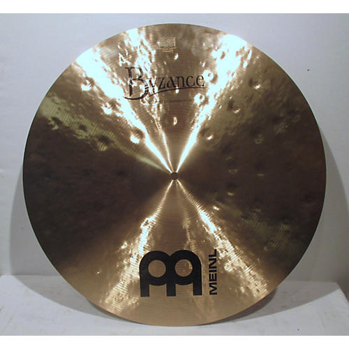 Meinl 20in Byzance EX Thin Hammered Crash Cymbal