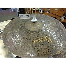 Meinl 20in Byzance Extra Thin Dry Crash Cymbal
