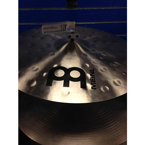 Meinl 20in Byzance Extra Thin Hammed Crash Cymbal