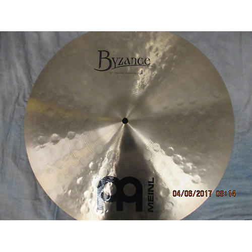Meinl 20in Byzance Extra Thin Hammered Cymbal