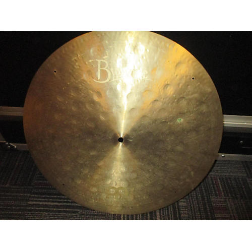 Meinl 20in Byzance Jazz Club Ride Traditional Cymbal-thumbnail