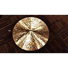 Meinl 20in Byzance Jazz Medium Thin Cymbal