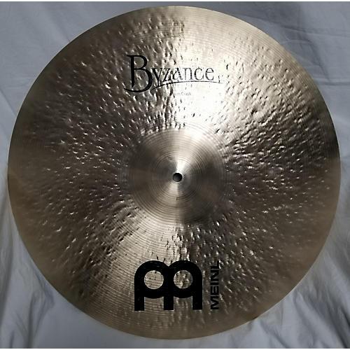 Meinl 20in Byzance Medium Crash Brilliant Cymbal