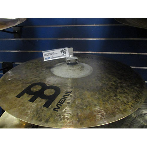 Meinl 20in Byzance Raw Bell Ride Cymbal-thumbnail