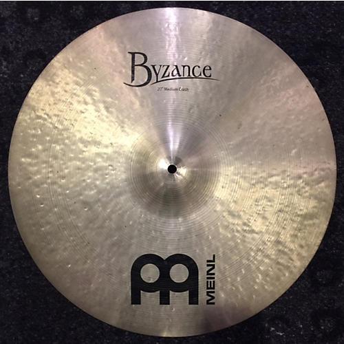 Meinl 20in Byzance Traditional Medium Crash Cymbal-thumbnail