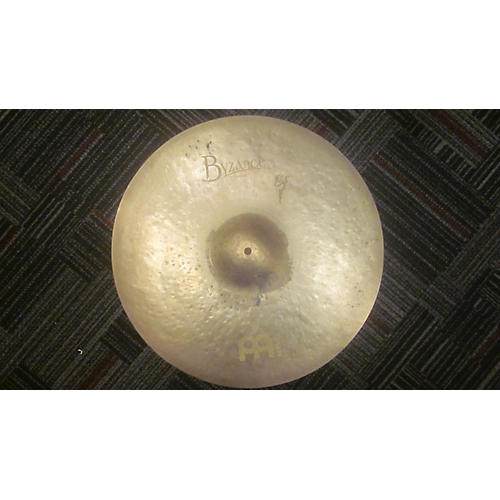Meinl 20in Byzance Vintage Sand Ride Cymbal-thumbnail