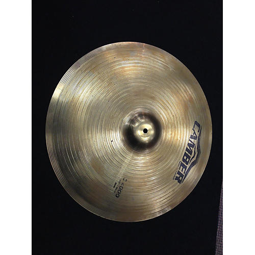 Camber 20in C-4000 Cymbal