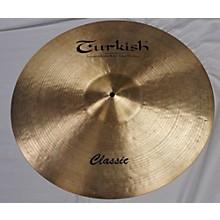 Turkish 20in CLASSIC Cymbal