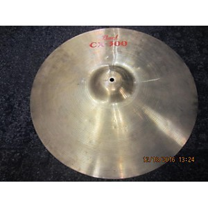 Pre-owned Pearl 20 inch CX-300 Ride Cymbal Cymbal