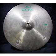 Pearl 20in CX-500 Cymbal