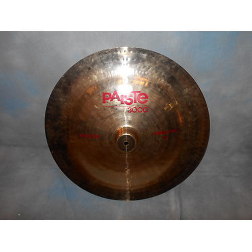 Paiste 20in China Cymbal-thumbnail