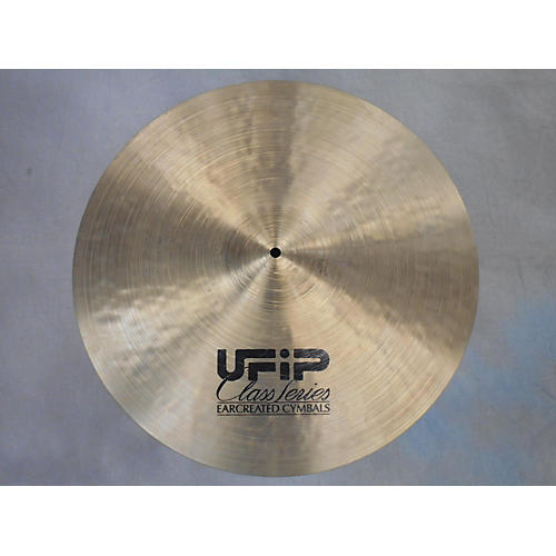 UFIP 20in Class Series Cymbal-thumbnail