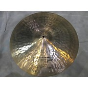 UFIP 20in Class Series Heavy Ride Cymbal