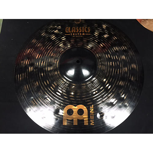 Meinl 20in Classic Custom Dark Ride Cymbal