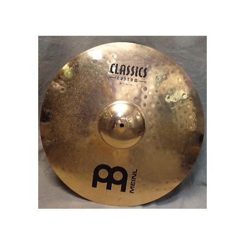 Meinl 20in Classic Custom Medium Ride Cymbal-thumbnail