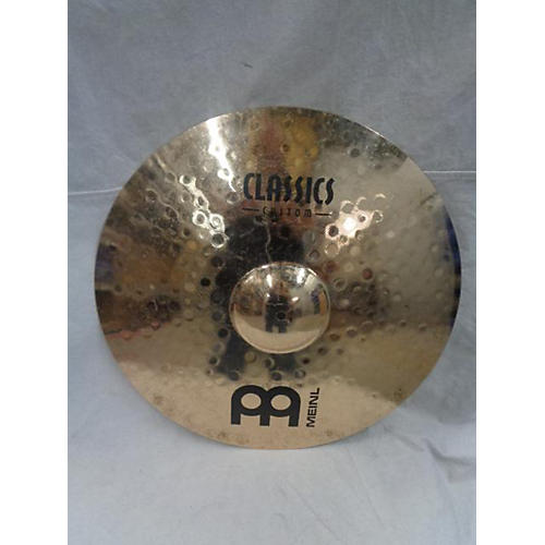 Meinl 20in Classic Custom Medium Ride Cymbal