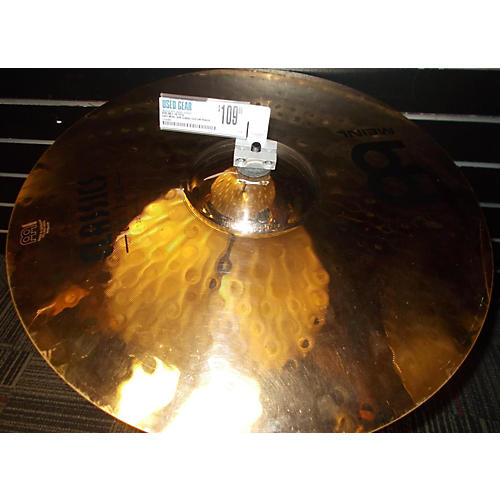 Meinl 20in Classic Custom Powerfull Crash Cymbal-thumbnail