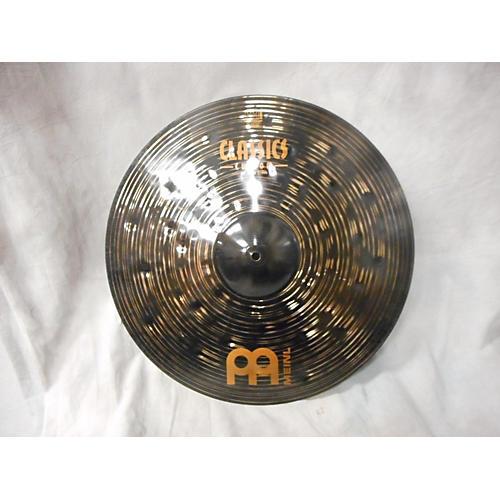 Meinl 20in Classics Custom Dark Crash Cymbal