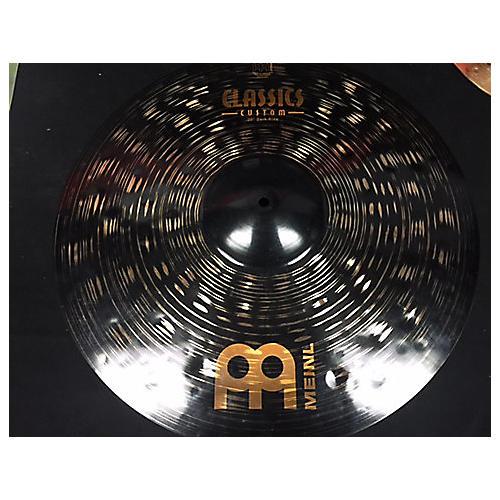 Meinl 20in Classics Custom Dark Ride Cymbal-thumbnail