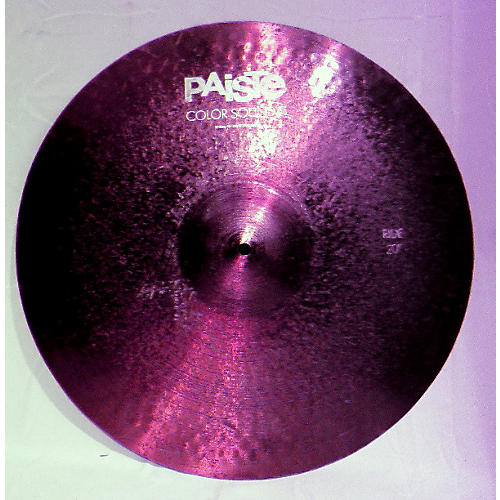 Paiste 20in Colorsound 5 Series Ride Cymbal