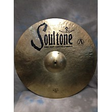 Soultone 20in Custom Brilliant Series Cymbal