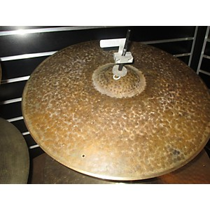 Pre-owned Bosphorus Cymbals 20 inch Custom Thin Ride Cymbal by Bosphorus Cymbals