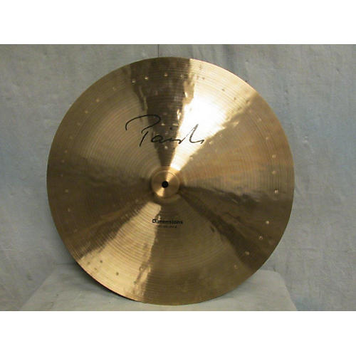 Paiste 20in DIMENSION THIN CHINA Cymbal  40-thumbnail