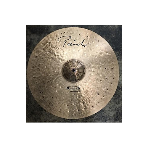 Paiste 20in DIMENSIONS COOL MEDIUM RIDE Cymbal