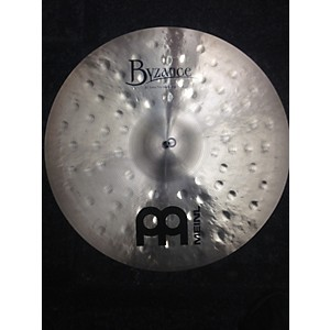 Pre-owned Bosphorus Cymbals 20 inch EXTRA THIN HAMMERED CRASH Cymbal by Bosphorus Cymbals