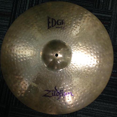 Zildjian 20in Edge Solid Ride Cymbal-thumbnail