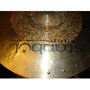 Istanbul Agop 20in Empire Jazz Ride Cymbal