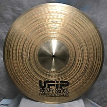 UFIP 20in Extatic Series Ride Cymbal