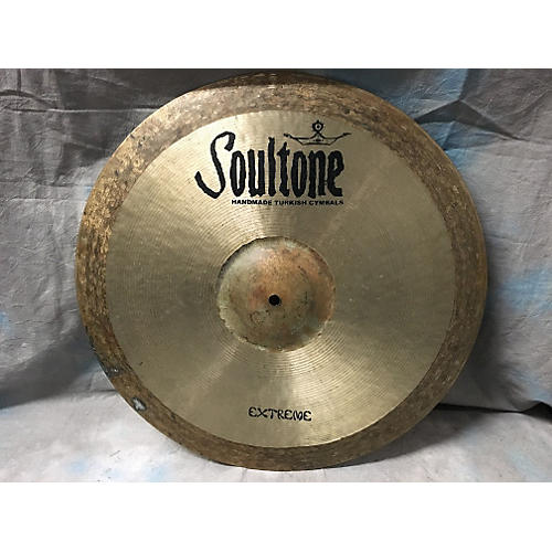 Soultone 20in Extreme Ride Cymbal